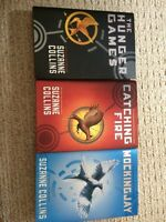 All 3 Hunger Games books- hardcover