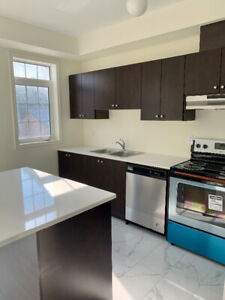 Brand new luxury 3 bedroom townhouse for rent in Ajax
