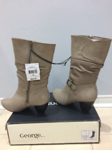 ❄️❄️ WOMEN's BOOTS BRAND NEW SIZE 10 >> NEVER USED RATED -20C