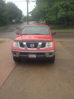 Nissan frontier truck looking to trade for honda civic