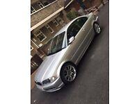 BMW 318CI SE 2.0 Petrol Manual - Silver