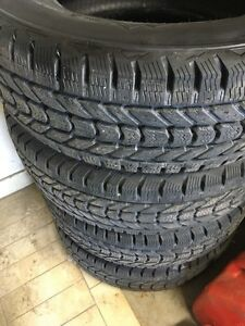 275/70/18 firestone winterforce tires 10 ply