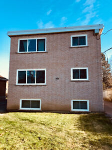 2 Bedroom apt for May 1st short walk to Campus