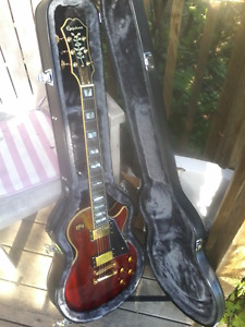 For sale or Trade! 100th anniversary LE Epiphone Les Paul Custom