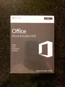 Microsoft Office Home & Student 2016 (Mac) - Brand New