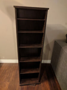Rotating Shelf (DVDs / Games / Small items)