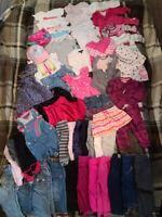 Lot vêtements 9-12 mois