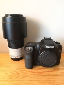 Canon 50D and 70-200mm f4 (will sell separately)