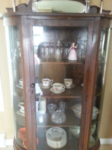 Beautiful Antique china cabinet.