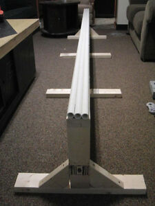"$99 8'6"" long snowboard rail, will also build rails to suit!"