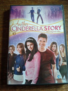 ANOTHER CINDERELLA STORY WITH SELENA GOMEZ DVD