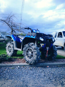 Polaris sportsman 850xp limited edition