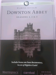 Downton Abbey limited edition DVD box set