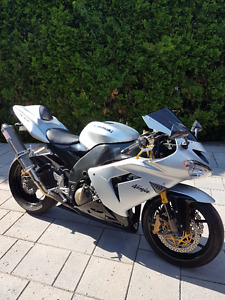 zx-10r 2005 extra clean