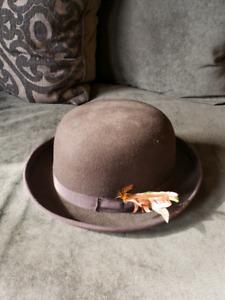 0e00d149f6e Rivington and Mott Bowler Hat