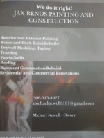 Jax painting and construction
