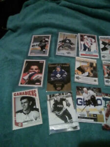 NHL sports cards Lot of 500 OPC, Upper Deck, etc.
