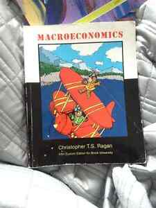 Macroeconomics Christopher TS Ragan 5th Edition