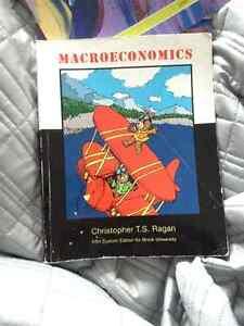 Macroeconomics Christopher TS Ragan 5th Edition