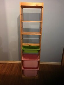 Storage Tower for kids room