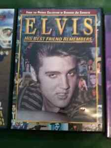 elvis 4 dvds  gift for a excellent price Kitchener / Waterloo Kitchener Area image 4