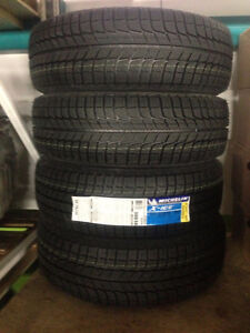 4 BRAND NEW 215/65/17 MICHELIN XICE tires %100 BRAND