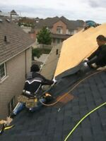 Roofing repair and renew! Free estimate