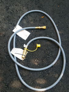 Quick Connect Natural Gas Hose