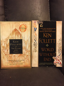 Pillars of the Earth and Sequel