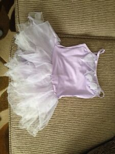 Ballet dress size 1-3 very nice