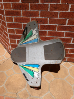 Ben lexcen winged skateboard very rare Windsor Hawkesbury Area Preview