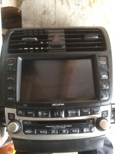 Acura Tsx Navigation system *mint condition