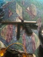 AutoMag paintball gun++
