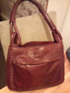 Leather bag - Gaby