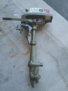 1972 johnson 2hp outboard