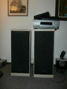 jvc 400watt amplifier and set of 400watt speakers Cambridge Kitchener Area image 2