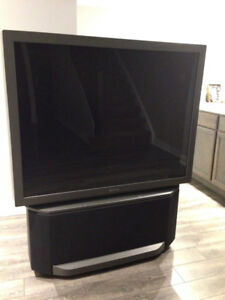 Sony 53 projection TV