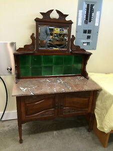 Antique Wash Stand