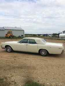 1966 lincoln convertible for sale