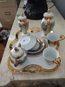 MUSEUM AUREUS TEA SET