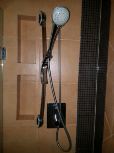 Shower fauctes
