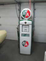 Antique Gas Pump