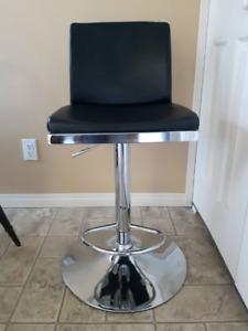 2  counter stools