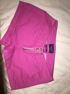 Pink shorts American eagle