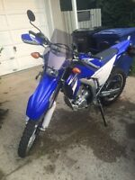2008 WR250R Low Kms and many extras