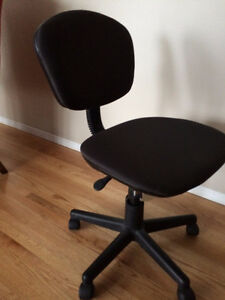 2 adjustable desk chair - $25.00 for two chairs