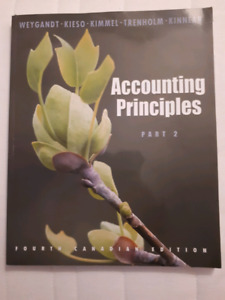 Accounting Principles Part 2 (used)