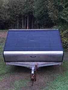 Enclosed snowmobile trailers London Ontario image 5