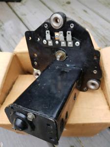 1967 Camaro windshield wiper motor (rebuilt)