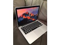 Apple MacBook Pro 2015 force touch with 15 month Apple waranty